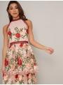 """Maxi šaty """"Garden of love"""" 8"""