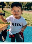 KID. - Children's T-shirt, white