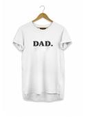 DAD. – pánské tričko, bílé