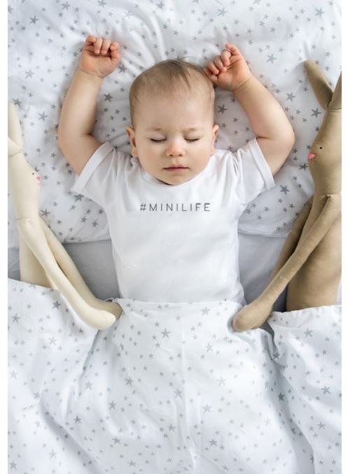 MINILIFE – children's t-shirt, white
