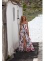 """Maxi šaty """"SWEET DREAMS"""", ružičkové"""