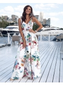 """MAXI DRESS """"SWEET DREAMS white, without revealing the backs"""""""