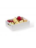 Dětská dřevěná bedýnka s ovocem, Bistro