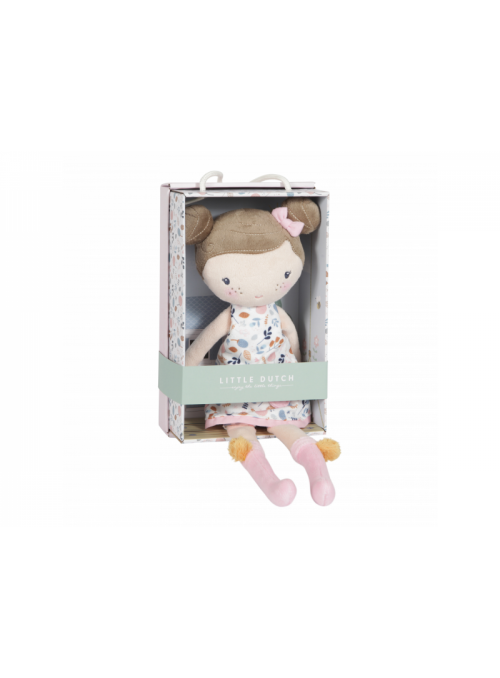 Panenka v krabičce, holčička v.35cm