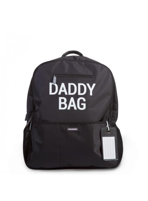 Přebalovací batoh DADDY BAG, černý