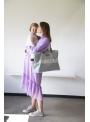 Cestovná taška FAMILY BAG, šedá
