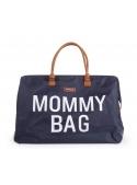 Velká přebalovací taška MOMMY BAG, námořnická modrá