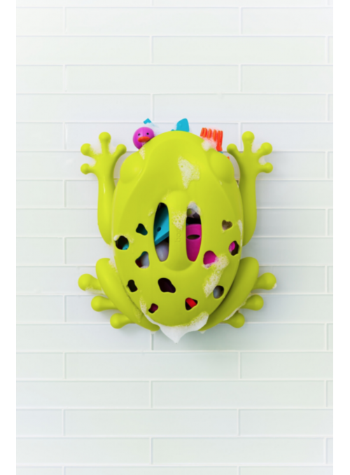 Žabka - úložný prostor do koupelny
