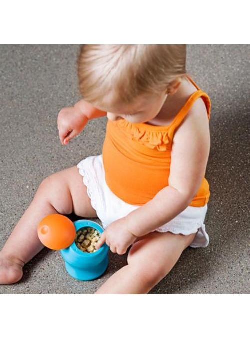 Škatuľka na uskladnenie potravy pre deti