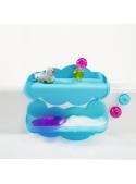 OBLÁČEK - sklápěcí polička s hracími možnostmi na vanu
