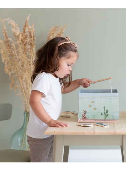 Rybárčenie, detská hra