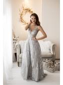 Shine - Maxi šaty s třpytkami