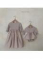 Mauve lady, dámské šaty