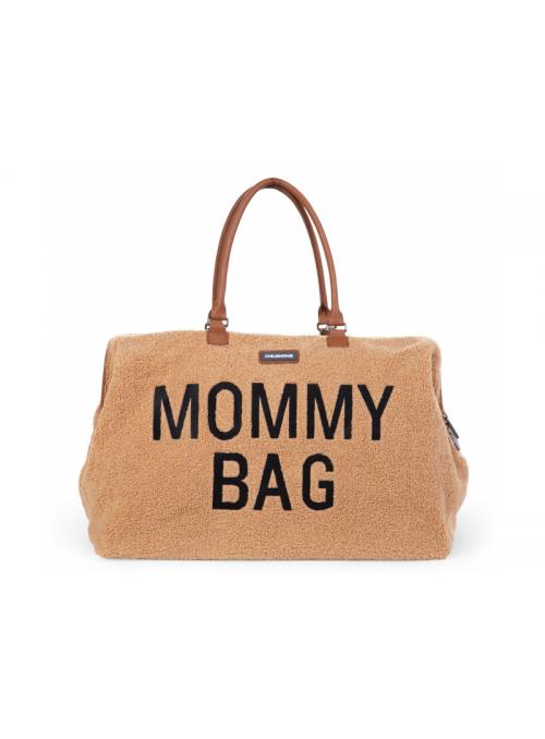 LIMITKA - Veľká prebaľovacia taška Mommy bag, TEDDY