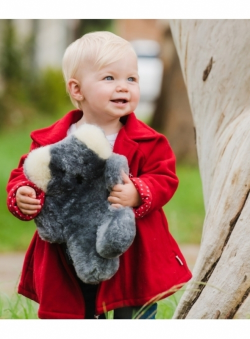 FlatoutBear – Moje šedá koala