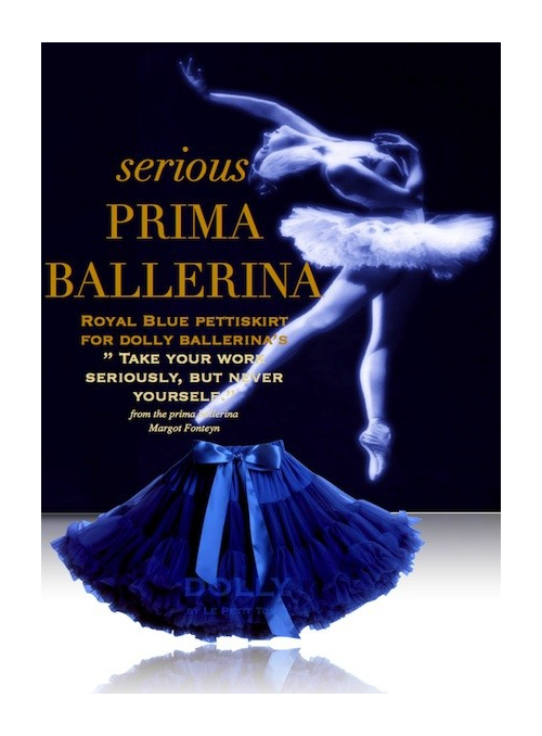 PRIMA BALLERINA DOLLY sukně
