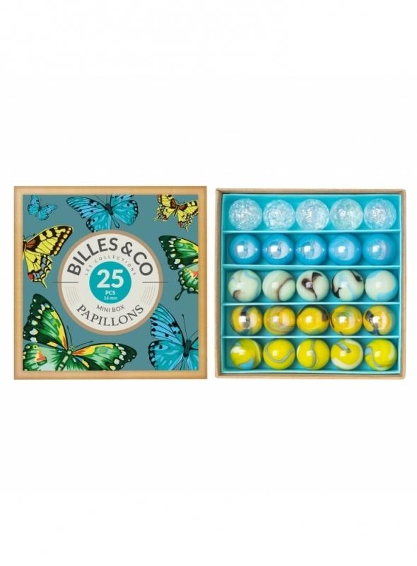 Mini box kuliček, motýlií zahrada