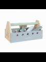 Sada dřevěného nářadí v boxu, 18 dílů + box