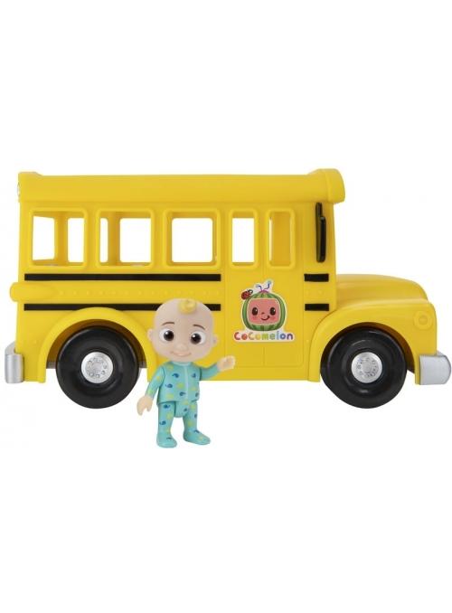 Cocomelon – žlutý školní autobus, hudební hračka