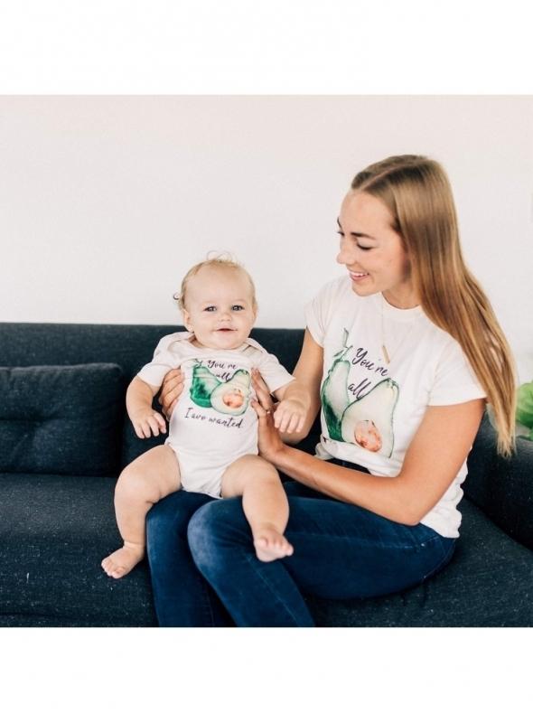 You´re All I Avo Wanted - dámske tričko s avokádom, matching rodinné - XS
