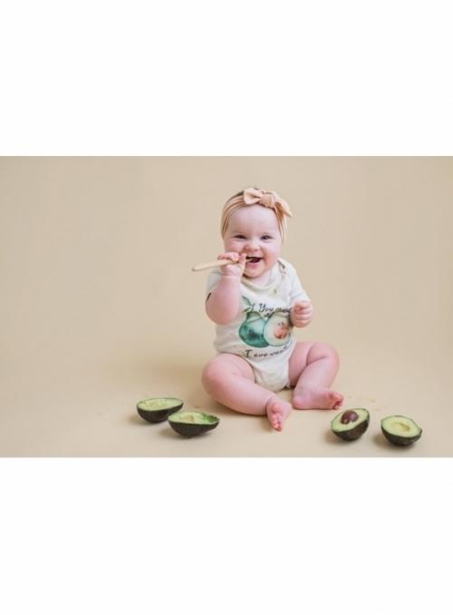 You´re All I Avo Wanted -detské body s avokádom, matching rodinné - 0-3 mesiace