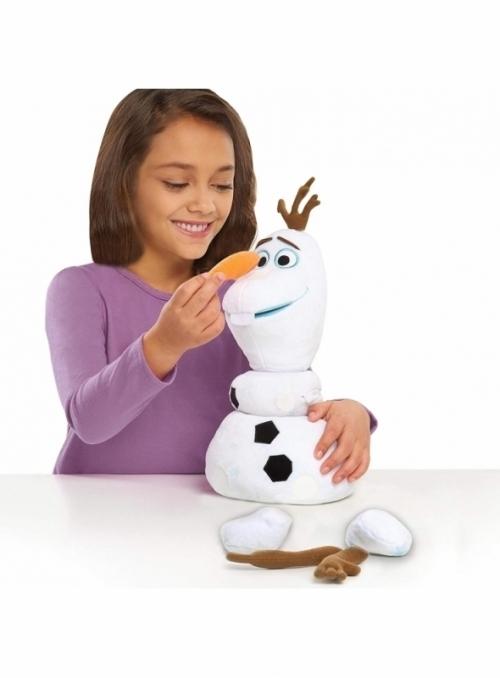 Olaf Frozen 2 – zábavný mluvící a skládací sněhulák Olaf