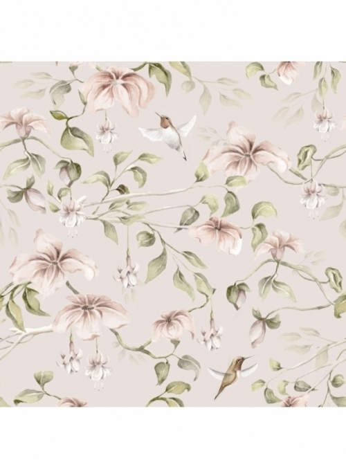 V korunách rajské zahrady - tapeta na stěnu
