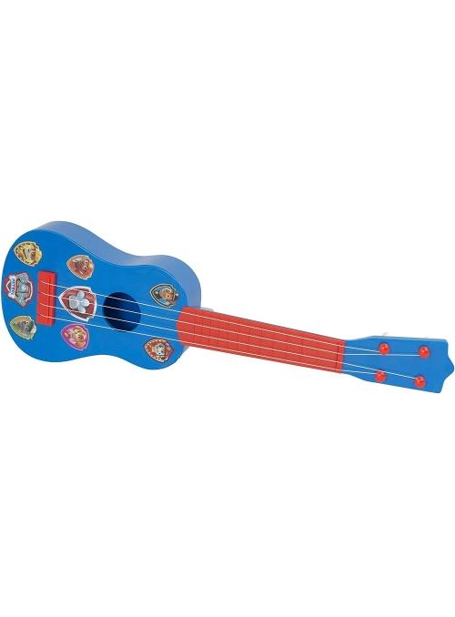 Tlapková patrola - dětská kytara