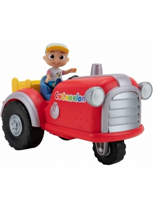 Cocomelon – hudobní traktor + postavička JJ