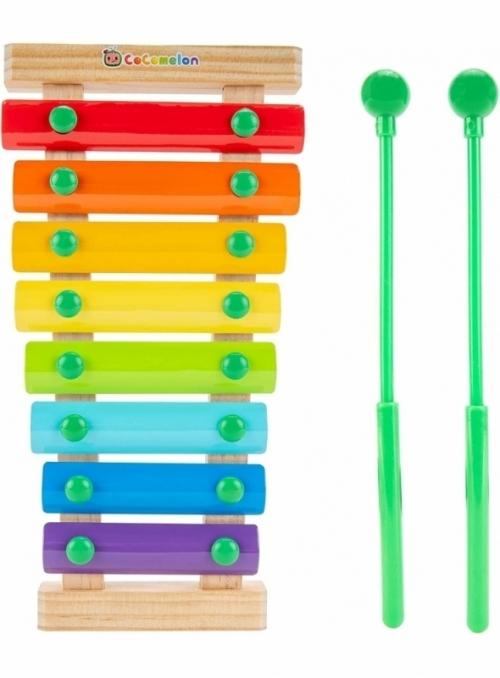 Cocomelon – xylofon pro nejmenší s paličkami
