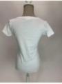 Dámské tričko s V-výstřihem basic