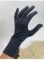Rukavice s vláknem na ovládání dotykového displeje, šedé