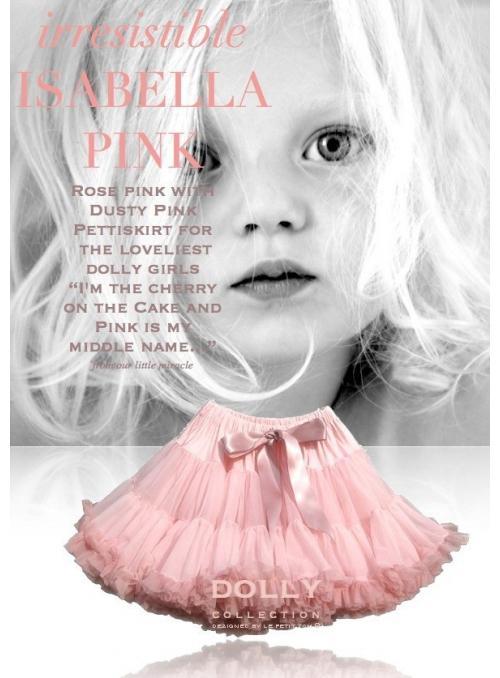 ISABELLA PINK M.C  Petti skirt