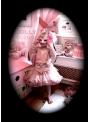 ISABELLA PINK M.C  petti sukně