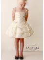 "LA DOLLY ""dress mannequin"" - cream"