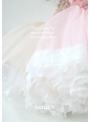 LACE TUTU DRESS cream
