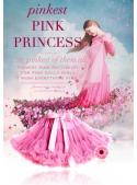 PINKEST PINK Petti skirt