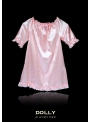 SATIN NIGHT GOWN SET of 2