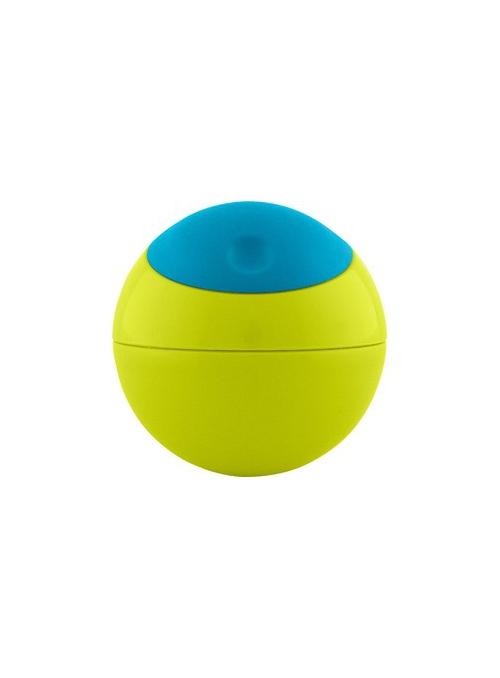 Snack ball - míček na uskladnění potravin , barva modro - zelená