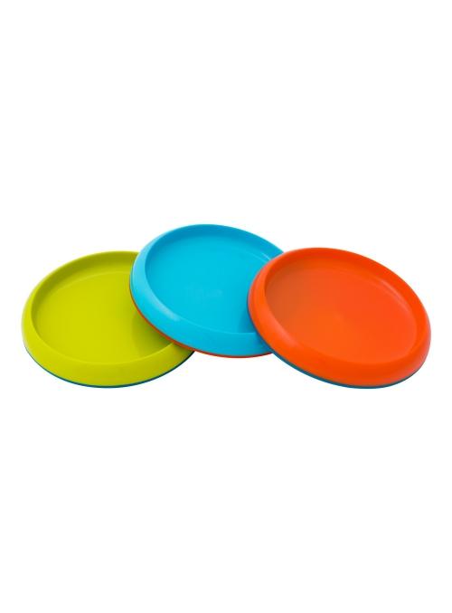 PLATE - set 3 talířků