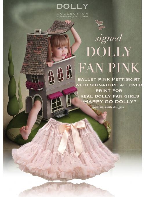 DOLLY sukňa s DOLLY značkovým potiskem DOLLY