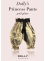 DOLLY princeznovské kalhoty– zlaté