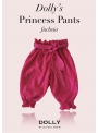 DOLLY princess pants - fuchsia