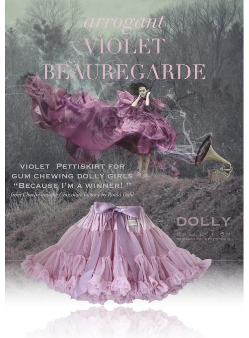 žuvačková BEAUREGARDE – DOLLY suknička