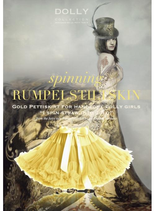 žltkastá RUMPELSTILTSKIN