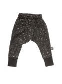 Baby poodle pants snorted, black