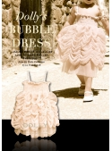 BUBBLE DRESS cream