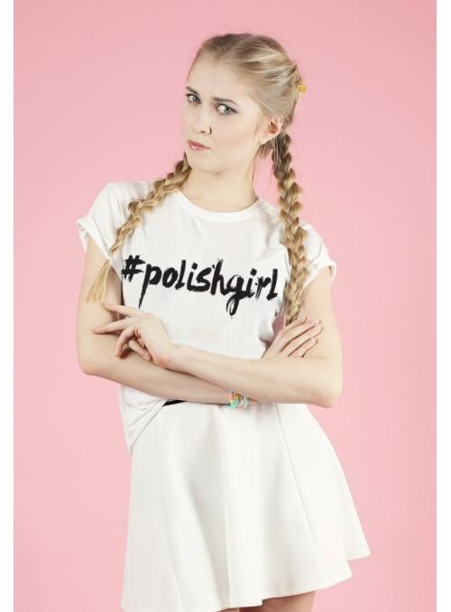 """Tričko – """"Polish girl"""""""