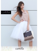 Lunicite CAMOMILE – exclusive tulle skirt from herb collection