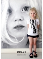 "DOLLY signature T-shirt ""Ballet shoes"""